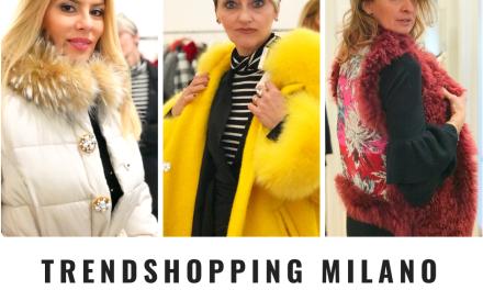 Trendshopping Milano