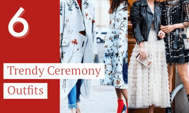 Outfits da cerimonia