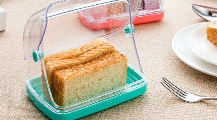 Plastikowy chlebak