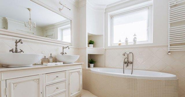 francuska łazienka
