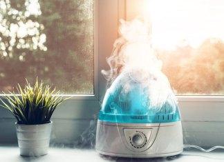 Nawilżacz powietrza idealny do sypialni