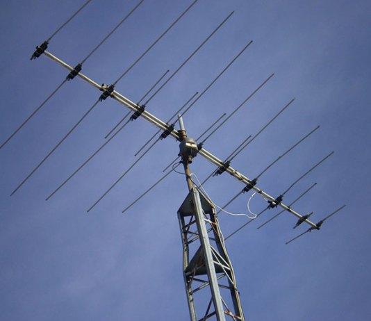 Montaż anteny satelitarnej