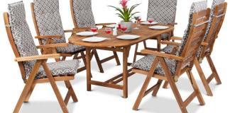 Kochasz drewniane, ogrodowe meble? Sprawdź, jak uchronić je przed zniszczeniem