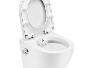 WC z funkcją bidetu