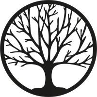 Wandtattoo Baum des Lebens   trenddeko.ch