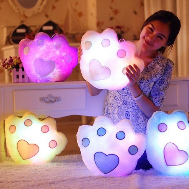fun ways to use glow pillows