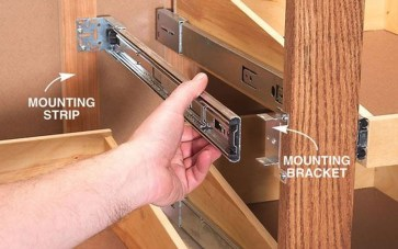 Drawer Cabinet Designs For Your Narrow Houses 05