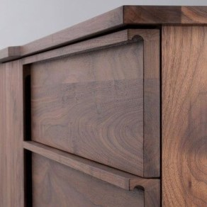 Drawer Cabinet Designs For Your Narrow Houses 21