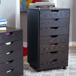 Drawer Cabinet Designs For Your Narrow Houses 43