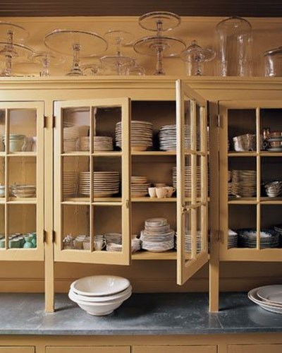 Functional Dish Storage Inspirations For Your Kitchen 07