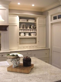 Functional Dish Storage Inspirations For Your Kitchen 15