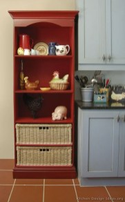 Functional Dish Storage Inspirations For Your Kitchen 26