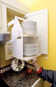 Functional Dish Storage Inspirations For Your Kitchen 46