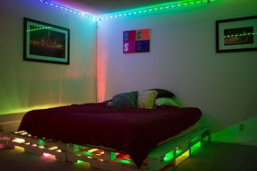 Inspirational Decorations With LED Lights 35