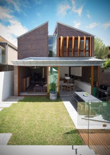 Spectacular Designs Of Minimalist Two Storey House 48
