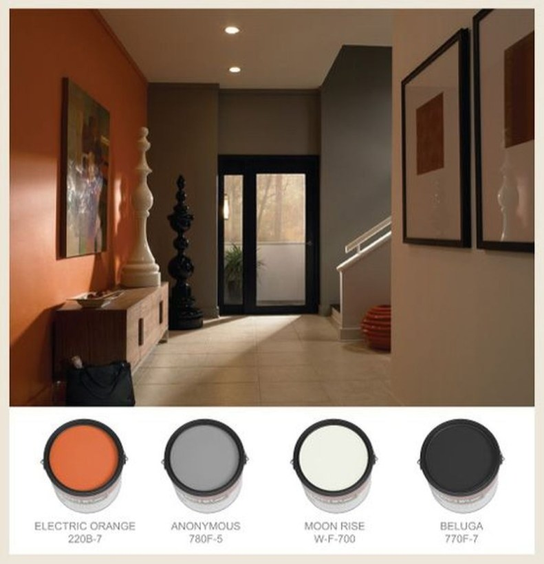 Trendy Paint Colors For Minimalist Houses 01