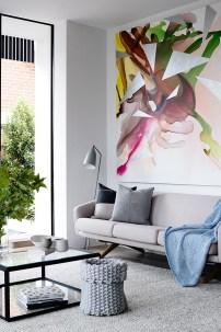Apartment With Colorful Interior Design 21