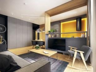 Apartment With Colorful Interior Design 31