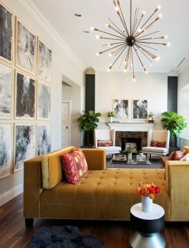 Apartment With Colorful Interior Design 44