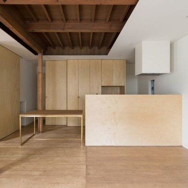 Functional Japanese House For Small Family 13