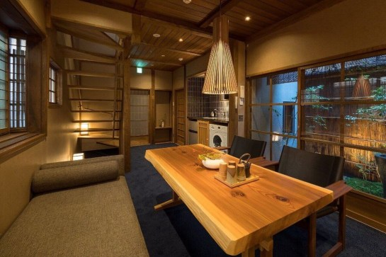 Functional Japanese House For Small Family 18