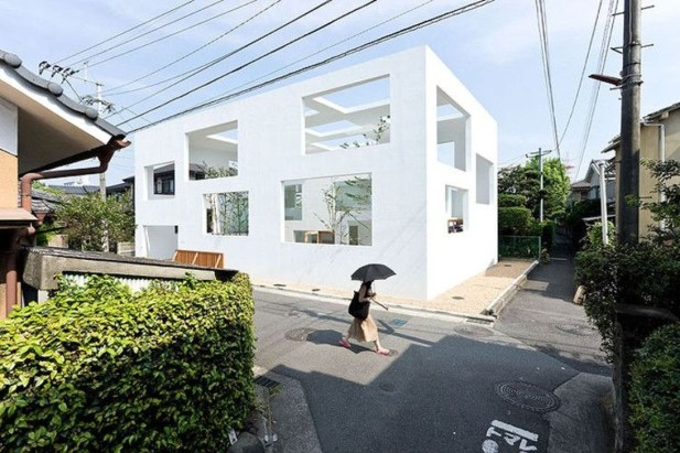Functional Japanese House For Small Family 34