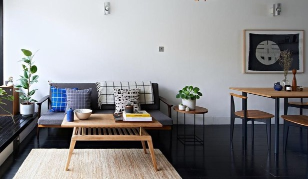 Japanese Inspired Living Rooms With Minimalist Charm 38