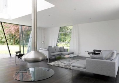 Japanese Inspired Living Rooms With Minimalist Charm 41