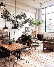 Minimalist Industrial Apartment 29