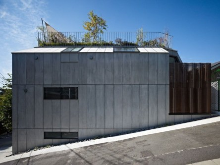 This Japanese House Looks Peculiar But Beautiful 26