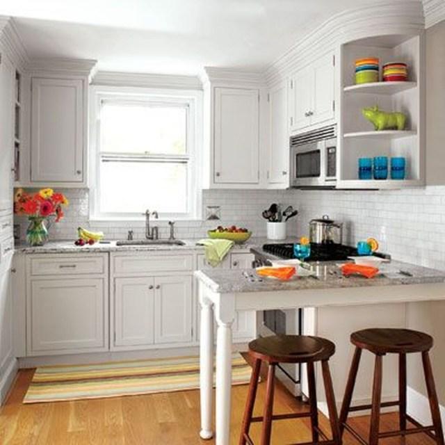 Wonderful Small Kitchen Transformations 12