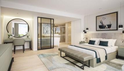 Amazing Bedroom Designs With Bathroom 07