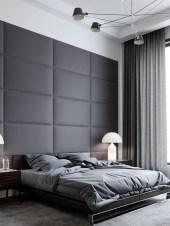 Amazing Bedroom Designs With Bathroom 35
