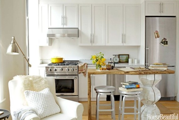 Tips On Organizing Kitchen With Small Dimension 44