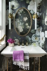 Trendy Wallpaper Designs To Create Different Moods In The House 37