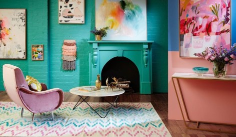 Trendy Wallpaper Designs To Create Different Moods In The House 50