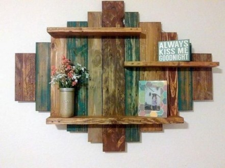 Adorable Crafty Diy Wooden Pallet Project Ideas 05