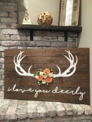 Adorable Crafty Diy Wooden Pallet Project Ideas 36