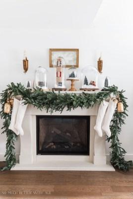 Adorable White Christmas Decoration Ideas 18