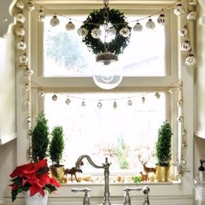 Awesome Christmas Kitchen Decor Ideas 27