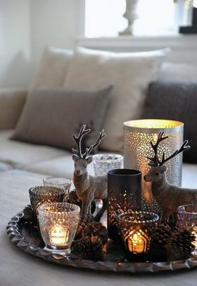 Awesome Scandinavian Christmas Decor Ideas 08