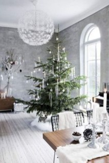 Awesome Scandinavian Christmas Decor Ideas 50