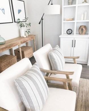 Beautiful Neutral Living Room Ideas 45