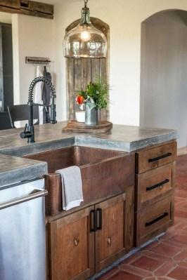 Best Farmhouse Kitchen Sink Ideas 07