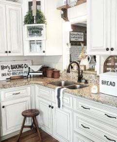 Best Farmhouse Kitchen Sink Ideas 22