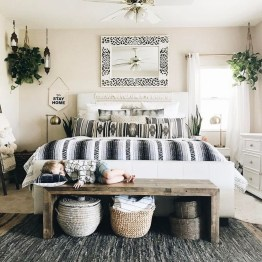 Creative Bohemian Bedroom Decor Ideas 01