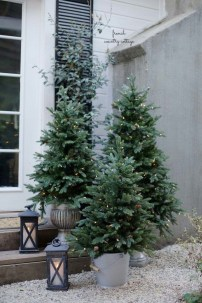 Cute Outdoor Christmas Decor Ideas 10