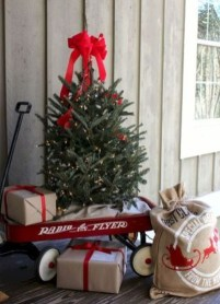 Cute Outdoor Christmas Decor Ideas 19