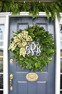 Cute Outdoor Christmas Decor Ideas 25