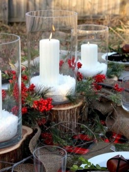 Cute Outdoor Christmas Decor Ideas 45